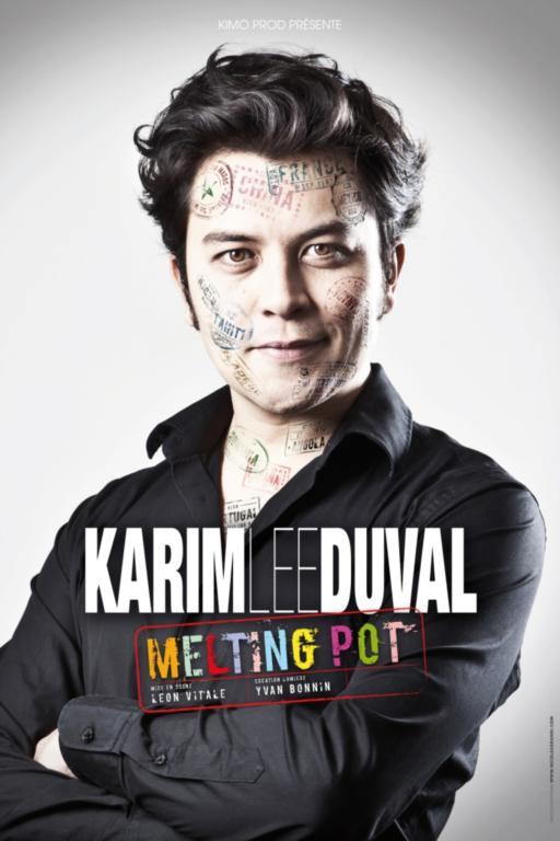 Voyage dans le monde de Karim DUVAL